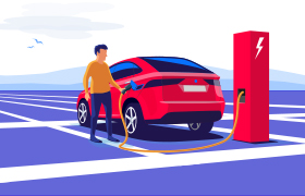 Category Scan: Electric Vehicle Market Declined in 2020 But There's Still Good News