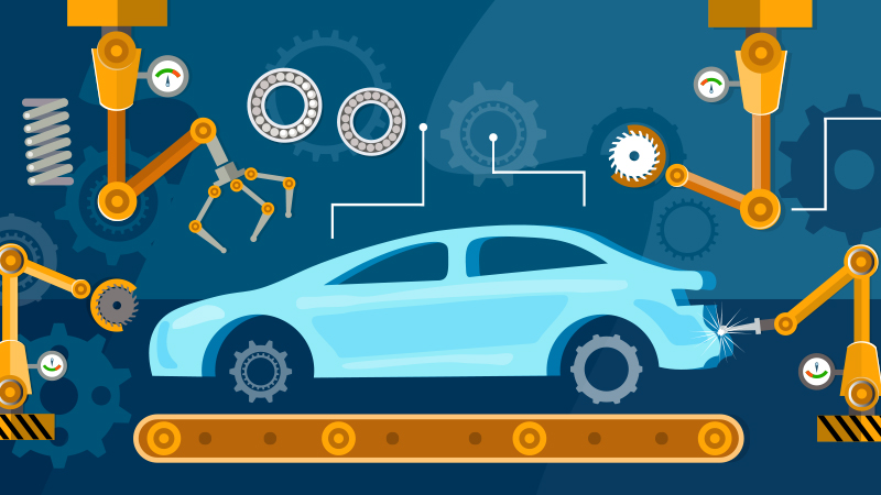 Sourcing in Automotive Industry Moving Toward Regional Suppliers