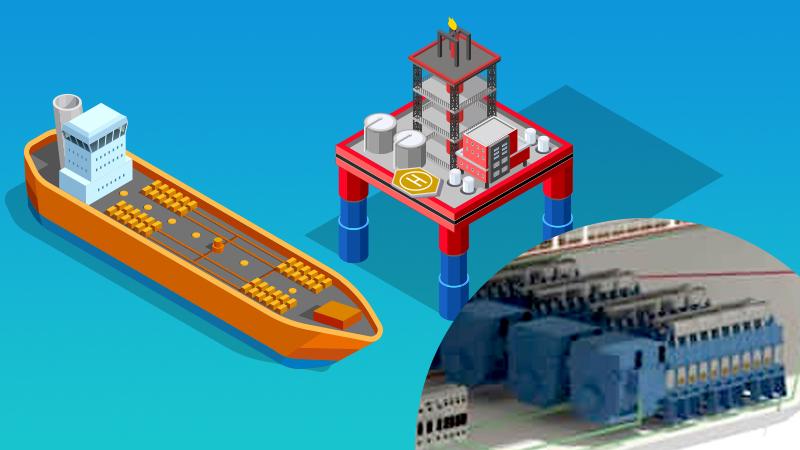 Battery-Powered Propulsion for Offshore Support Vessels