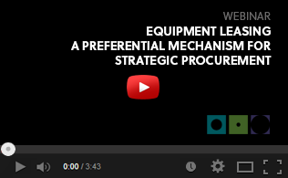 Equipment Leasing: A Preferential Mechanism for Strategic Procurement