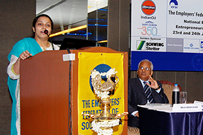 Beroe presents at National ER Conference, Chennai on 23rd July 2015