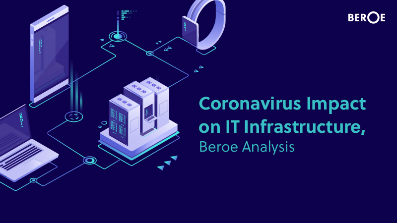 Coronavirus Impact on IT Infrastructure, Beroe Analysis