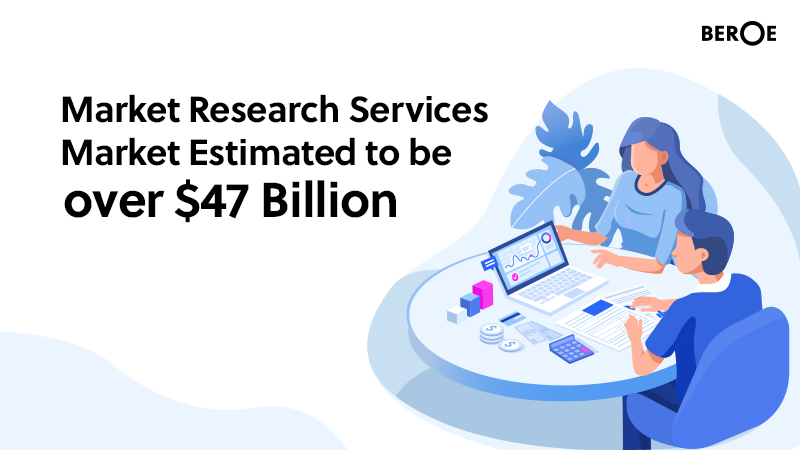 Market Research Services Market Estimated to be over $47 Billion, Says Beroe Inc