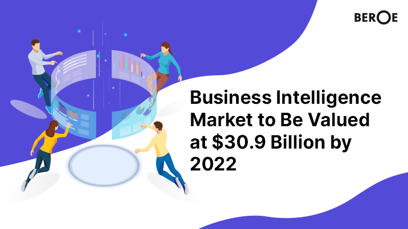 Business Intelligence Market to Be Valued at $30.9 Billion by 2022, Says Beroe Inc