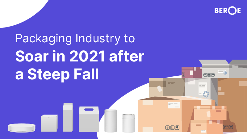 Packaging Industry to Soar in 2021 after a Steep Fall, Says Beroe Inc