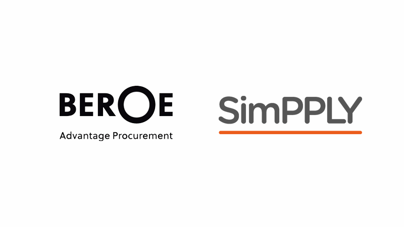 Beroe to serve Australia through its partnership with SimPPLY