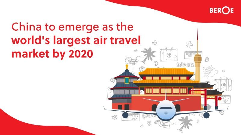 China to emerge as the world's largest air travel market by 2020