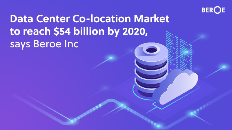Data Center Co-location Market to reach $54 billion by 2020, says Beroe Inc