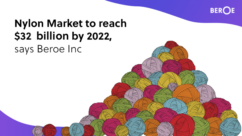 Nylon Market to reach $32 billion by 2022, says Beroe Inc