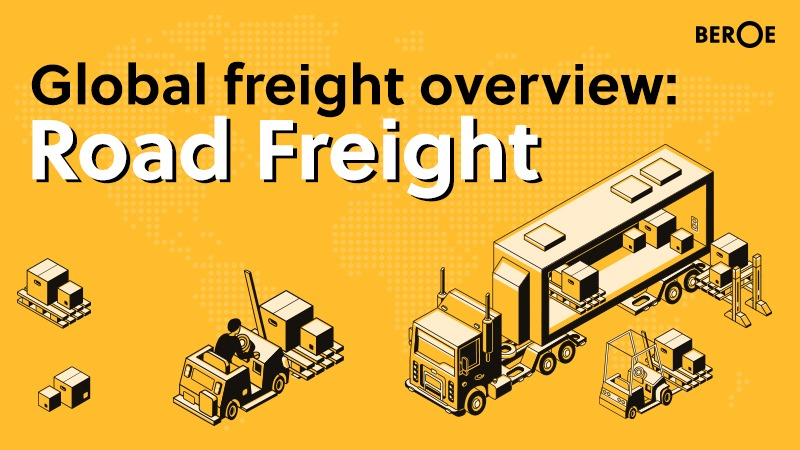 Global freight overview - road freight