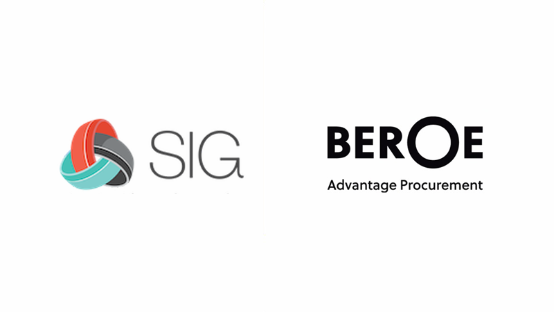 SIG selects Beroe LiVE to provide its members with procurement intelligence