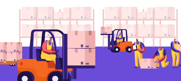 Large Companies Prefer to Lease Forklift Machines