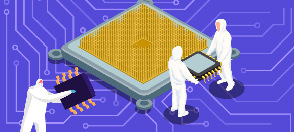 Infographic: Cost Breakup of Semiconductors
