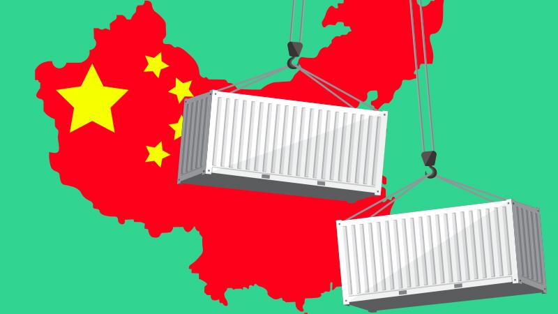 china trade tax