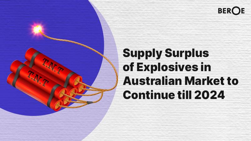 explosive market