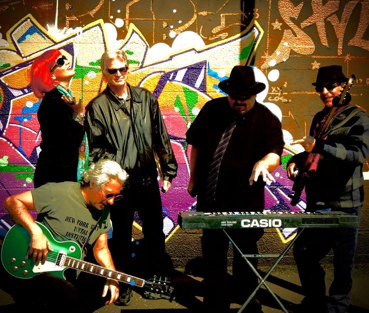 Inner Gypsy band; Photo Credit: Tiffany Sen