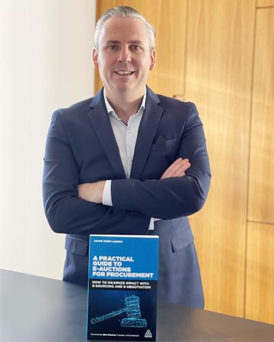 Jacob Gorm Larsen, the Head of Digital Procurement at Maersk Group