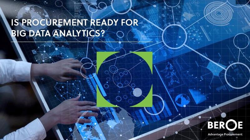 Is procurement ready for big data analytics?