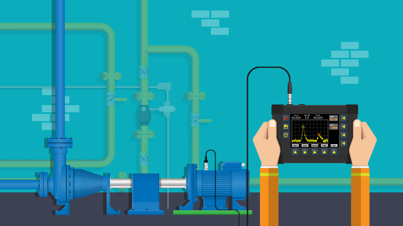 Procurement of Industrial Pumps - Internet of Things