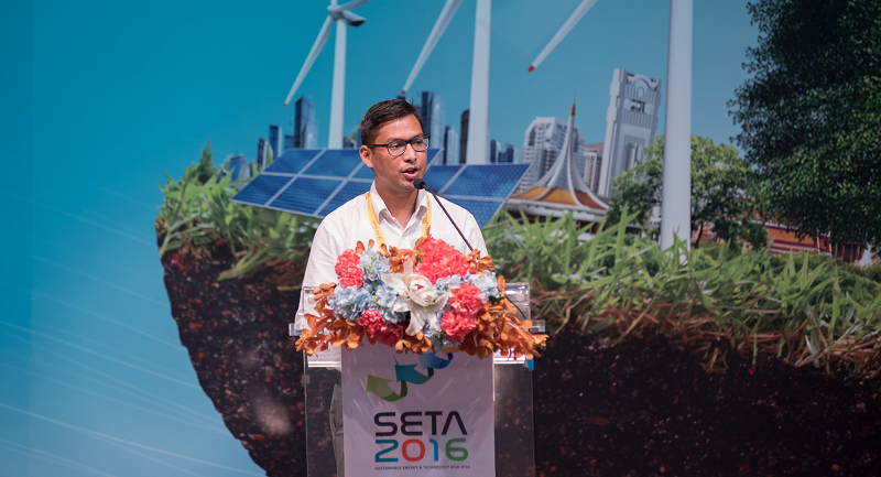 Sustainable Energy & Technology Asia 2016, Bangkok